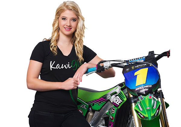 The women's class will feature twelve of Australia's best female racers including X-Games silver medallist Meghan Rutledge, 2013 Loretta Lynns Championship title holder MacKenzie Tricker, Queensland's top dirt track racer Jessica Shepherd and leading endurance rider Taylor Jones.