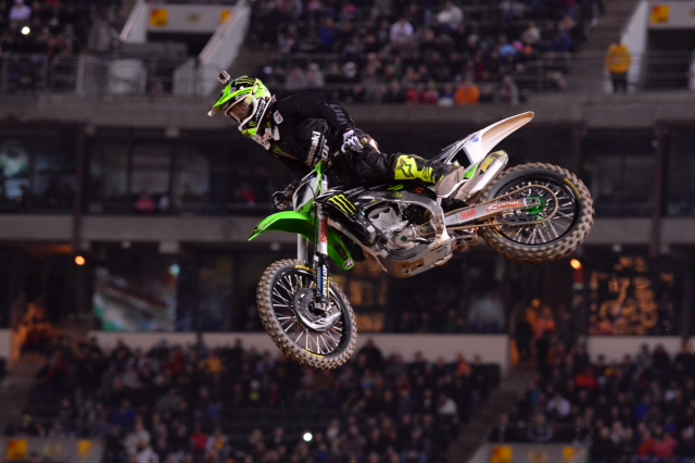 Villopoto becomes the first two-time winner in 2014