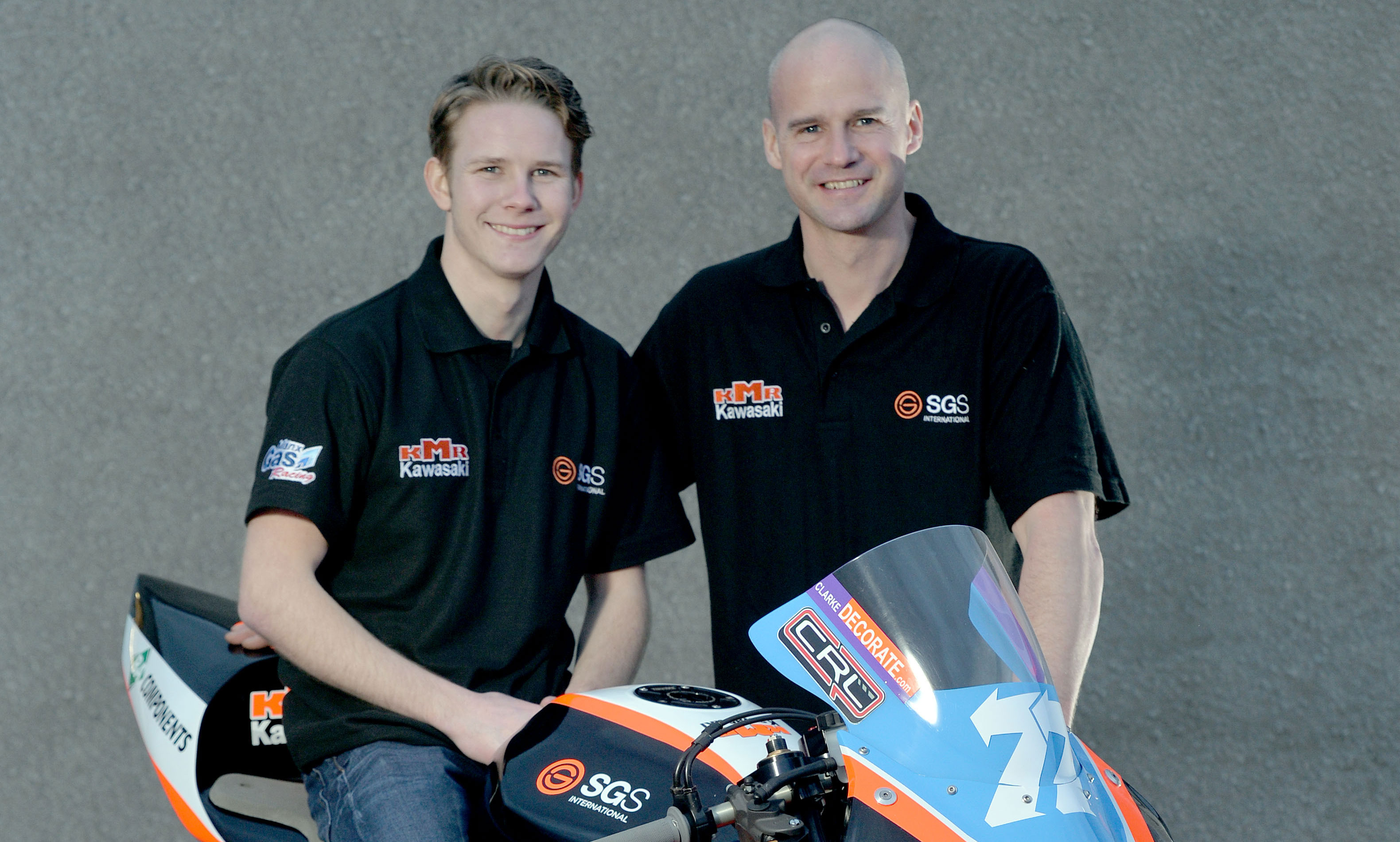 Former GP ace Webb to make TT debut with KMR Kawasaki