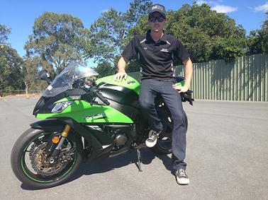 Alex Cudlin to ride Kawasaki in 2014 World Endurance Championship