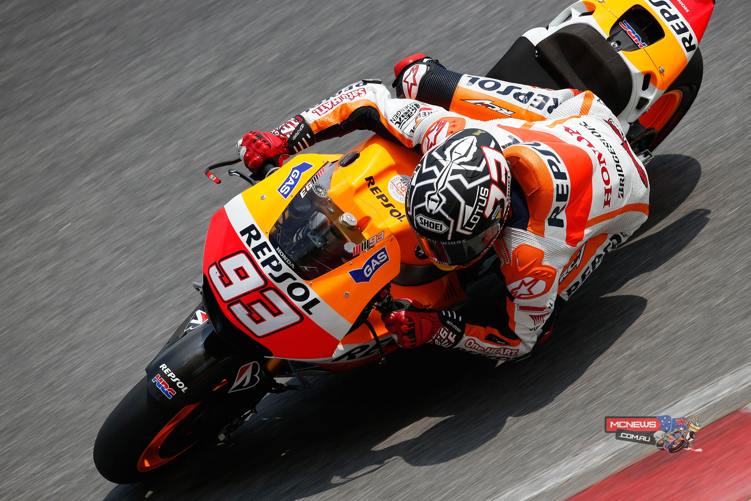 "Marc Marquez (Repsol Honda): 1st overall, 1m 59.533s ""I'm pretty happy with how the three days here in Sepang have gone and we have started the preseason well. It's true that this is only the first test and we still have work to do, but we've already been able to do a race simulation and it has all gone well. We have tried many set-ups and we have gathered a lot of data, so we will be well prepared for the next test here. We still have some things to try out, so we must make the most of the days we have remaining here this preseason. Physically I feel good, I haven't stopped over this past month and have had a packed schedule, but I have been able to continue training. I was a little weak here when I arrived, because I had the flu last week, but in the end I felt fine which, is the most important thing. We can always improve and this test will help me to up my fitness."""