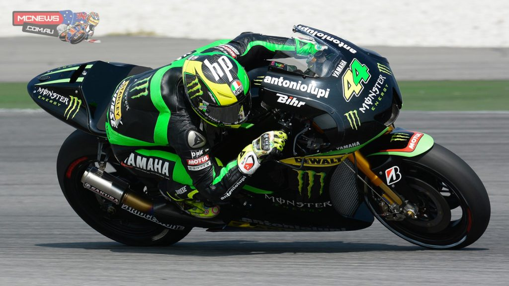"""Pol Espargaro - 9th / 2'00.655 """"I'm really pleased with how this first test went. I could improve every day by at least four tenths and it's exactly these small steps that we need to do to be prepared for the season. My Monster Yamaha Tech3 Team helps me a lot as the feeling with them is already perfect. Nevertheless, I know that there are still numerous things to work on such as my corner speed and my braking. I think the braking is one of the toughest things when coming from Moto2 because you don't have any electronic help, like there is in acceleration for example. Anyway, I'm truly happy because after these three days, I know exactly where I need to improve also on my personal preparation and I'm already looking forward to come back to this track in a few weeks."""""""