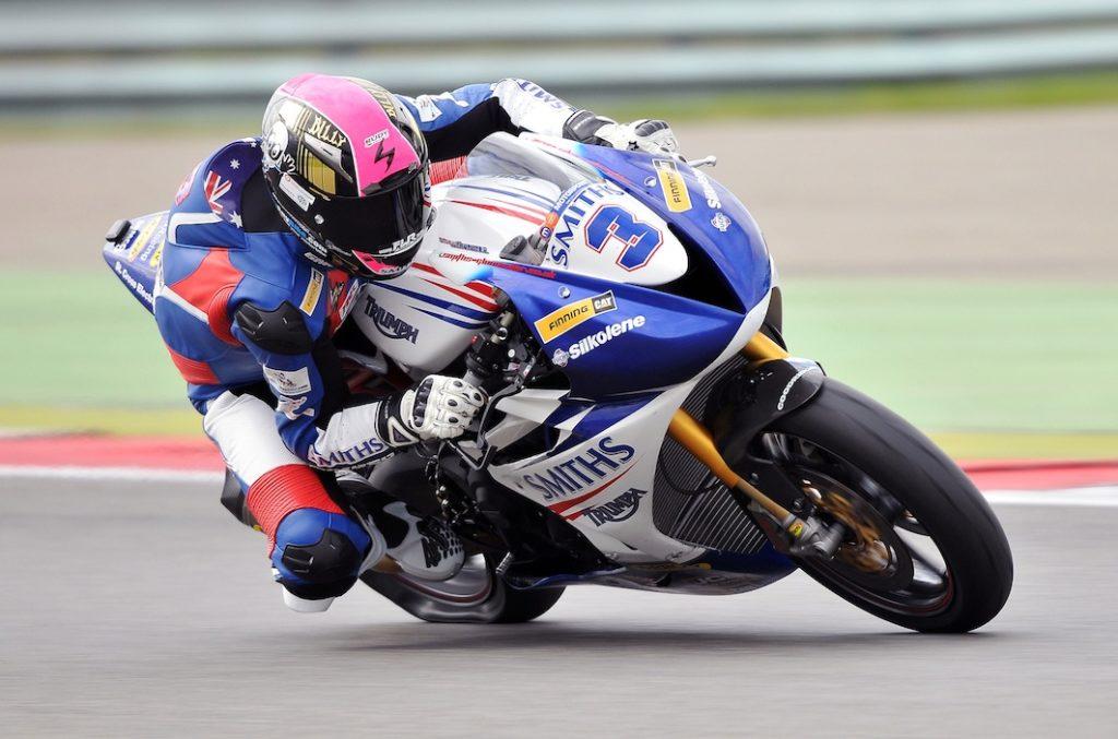 MCE British Superbikes TT Circuit Assen round ten