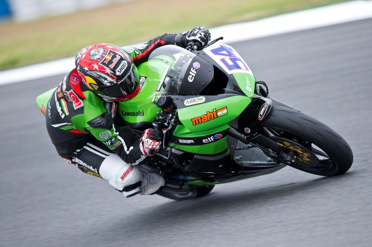 Pacesetter Kenan Sofuoglu