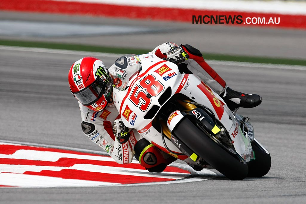 Marco Simoncelli to become MotoGP Legend