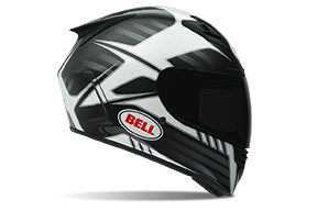 Bell Star Carbon Grey Pinned Black