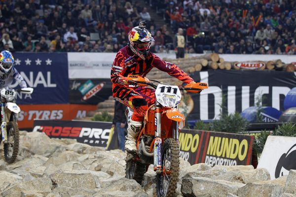 Taddy BLAZUSIAK has dominated this Grand Prix of Spain
