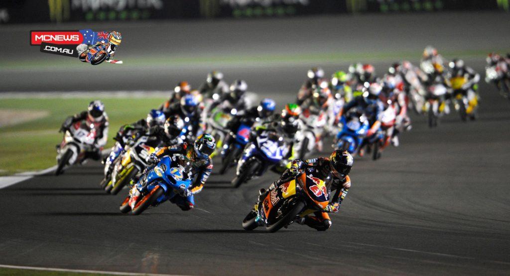 Moto3 Qatar 2014