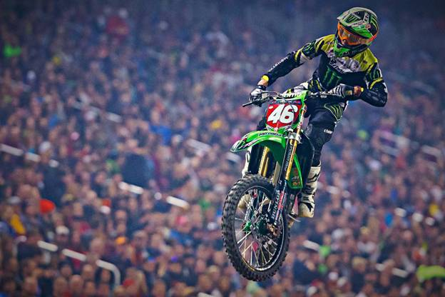 Cianciarulo looking to extend his 250SX Class dominance in Toronto - Photo Credit: Hoppenworld