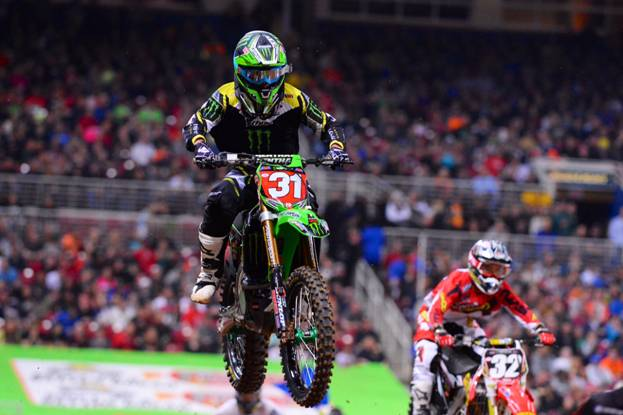 Davalos raced to his second win of the season - Photo credit: Simon Cudby
