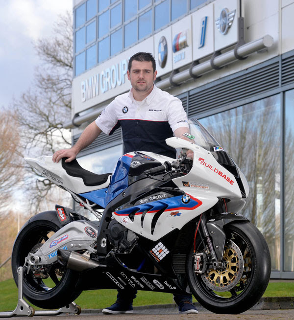 Dunlop, of course, almost swept the board in 2013, taking four race wins and a second place, but now he's made the switch to the BMW Motorrad/Hawk Racing team all eyes will be on him to see if he can continue his winning spree.