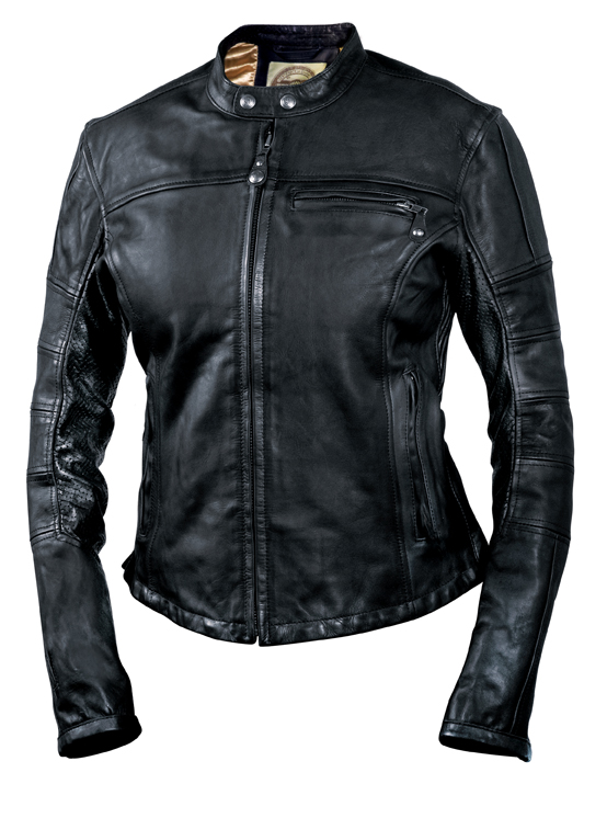 Roland Sands Design - Maven Black Jacket