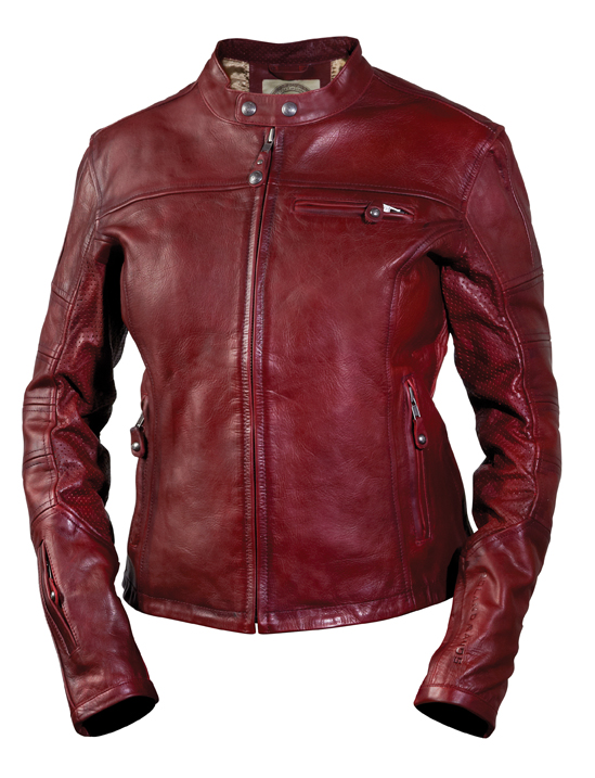 Roland Sands Design - Maven Oxblood Jacket
