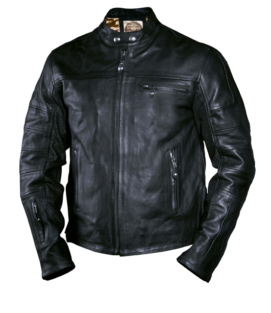 Roland Sands Design - Ronin Black Jacket
