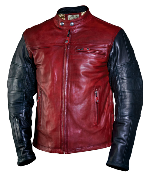 Roland Sands Design - Ronin Oxblood Jacket