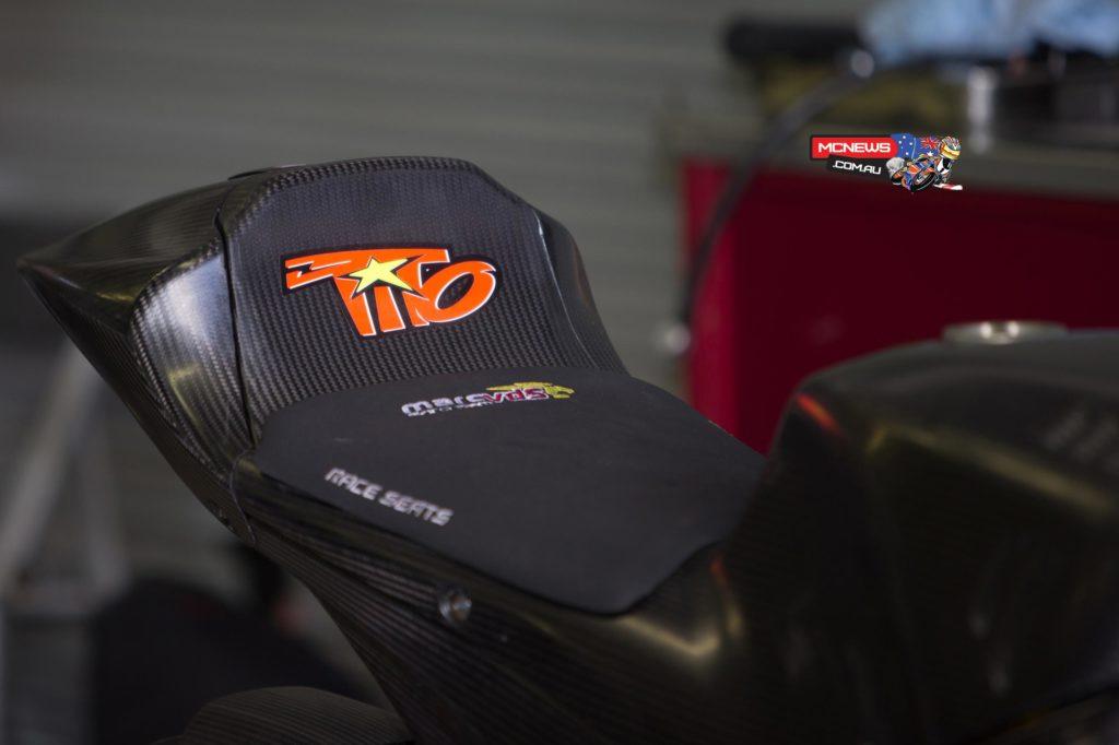 Tito Rabat's machine