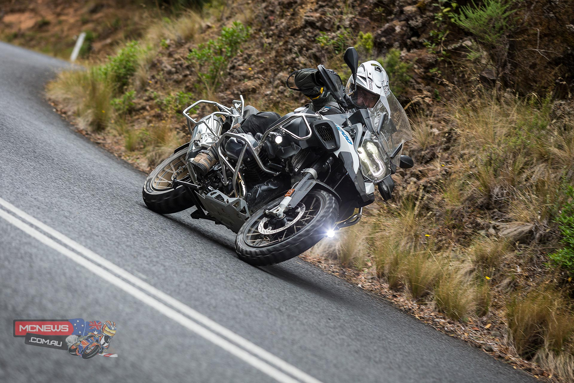 BMW R 1200 GS Adventure Review (2014)