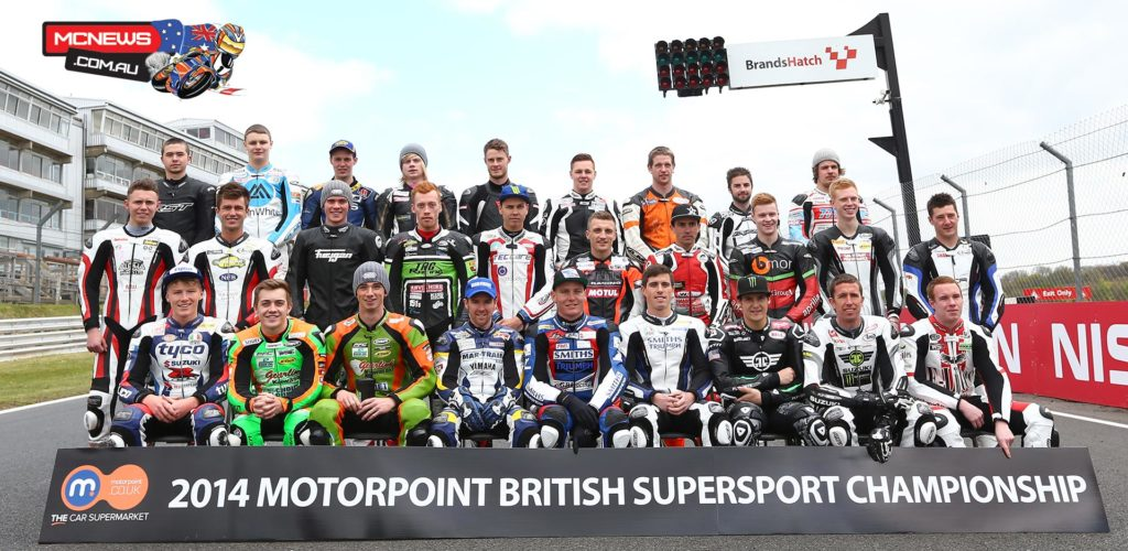 British Supersport 2014 Contenders