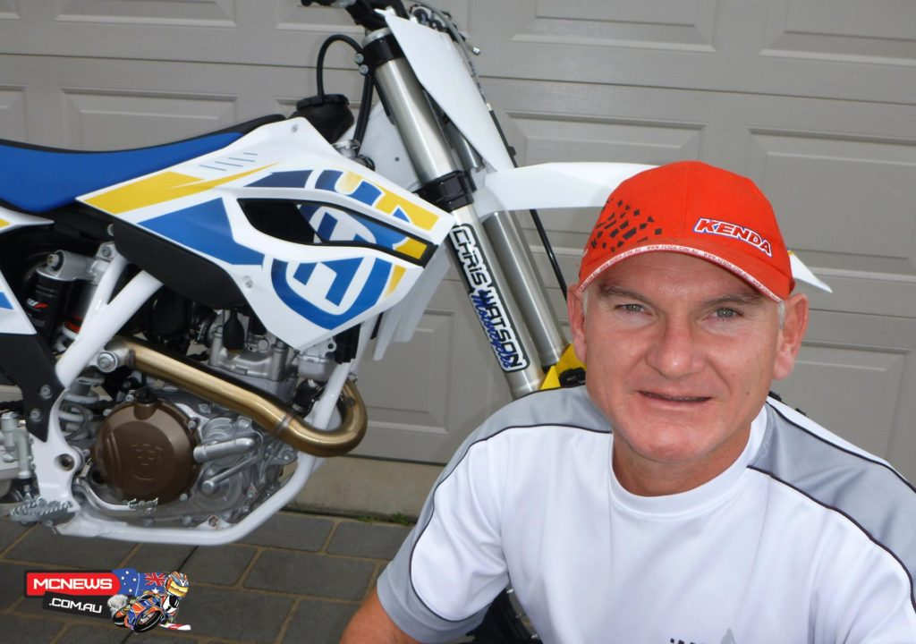 Caslick, a winner of 150 Queensland Championships across dirt track, long track, flat track and grass track, is, at 46 years of age, a tireless contributor to the sport; competing, serving as an MA Coaching Commission member, and sharing his wealth of knowledge with younger competitors via Caslick Coaching Clinics.