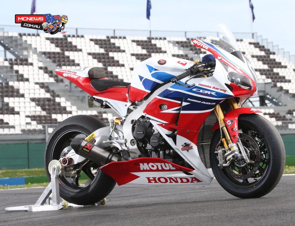Honda World Endurance CBR1000RR Fireblade