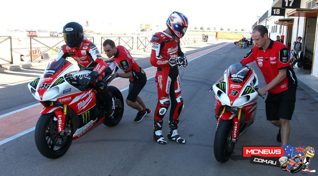 Milwaukee Yamaha head to the Kent circuit feeling positive after a strong winter testing programme as Bridewell makes his return after scoring podium finishes for the Guisborough-based squad when he lined up in the final three rounds of last season.