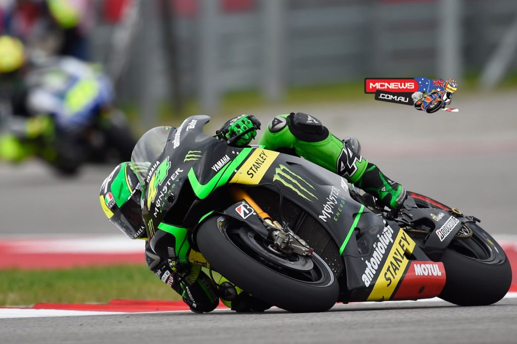 "Pol Espargaro - 12th, 2'05.672 ""Today has been a tricky day and a big challenge for me. There was a lot to learn and this track is really difficult. If you make a slight mistake with the line at the beginning of the second corner, you finish completely off line at the end of the corner sequence. Also using the 2013 Bridgestone tyre for the first time did not make things easy. That's why I think I am pushing a bit too much, I definitely want to ride smoother because it's the only way to be fast with the Yamaha. So I just need to relax more on the bike, and continue to work with my team and for sure we can improve. There are things to be changed, but I am confident that I can qualify well and I am ready to give it my all tomorrow."""