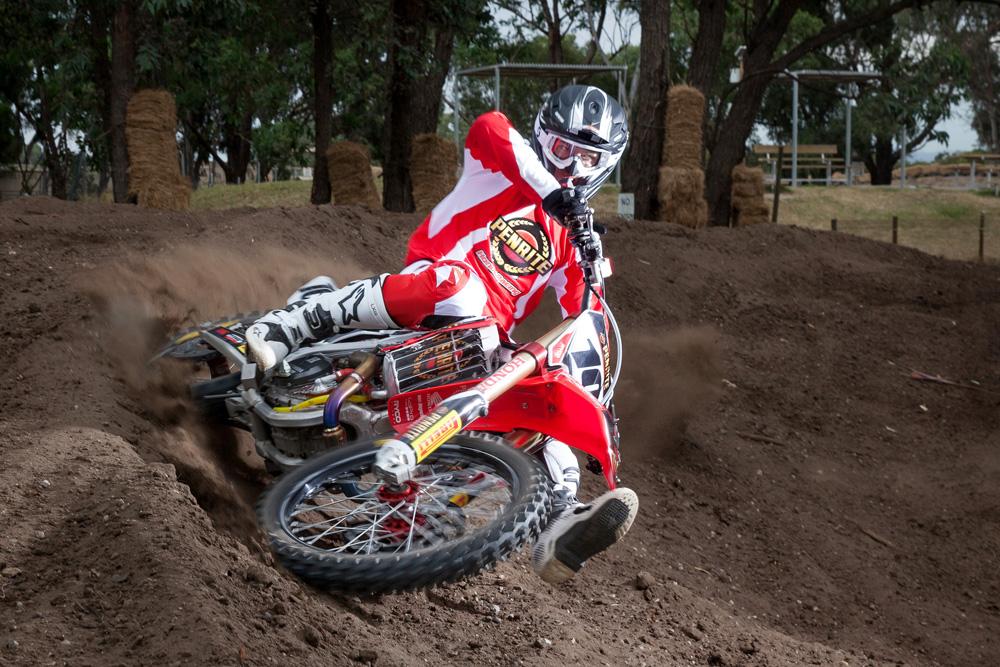 Team Penrite Honda215cc