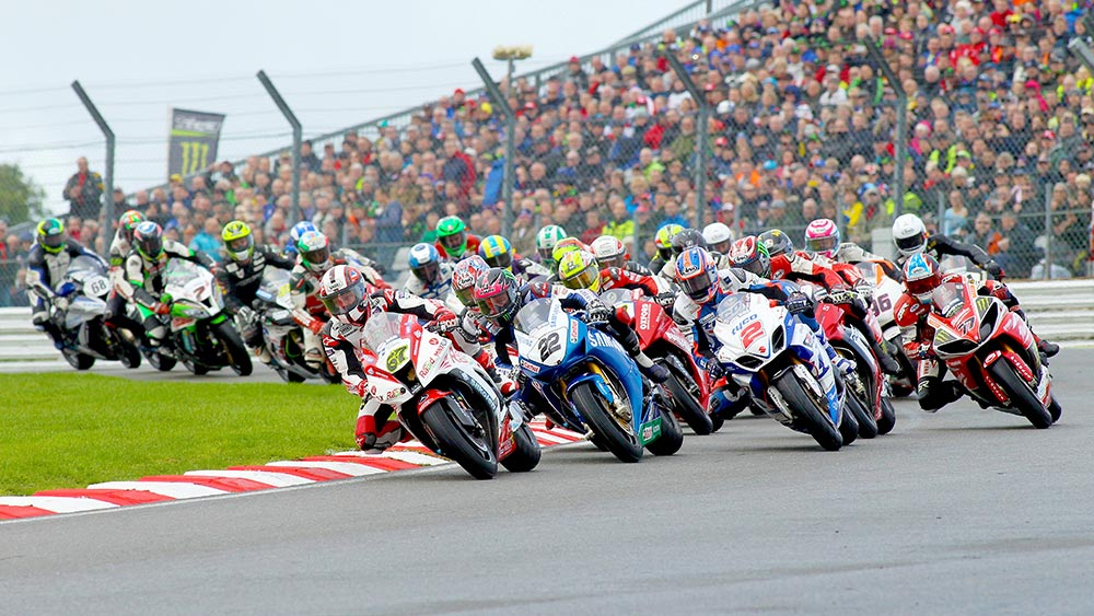 British Superbike returns to Brands Hatch this Easter weekend.