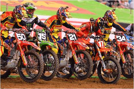 It's been seven weeks since the Western Regional 250SX Class was last in action. Photo Courtesy Simon Cudby