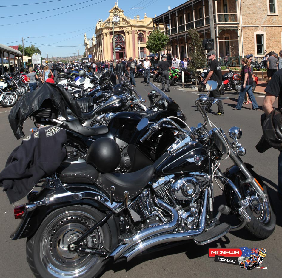 The Festival was again held to raise funds for the Wheels for Hope charity.