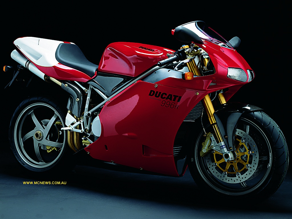 Ducati 916 cemented Tamburini's place in the annals of motorcycle history