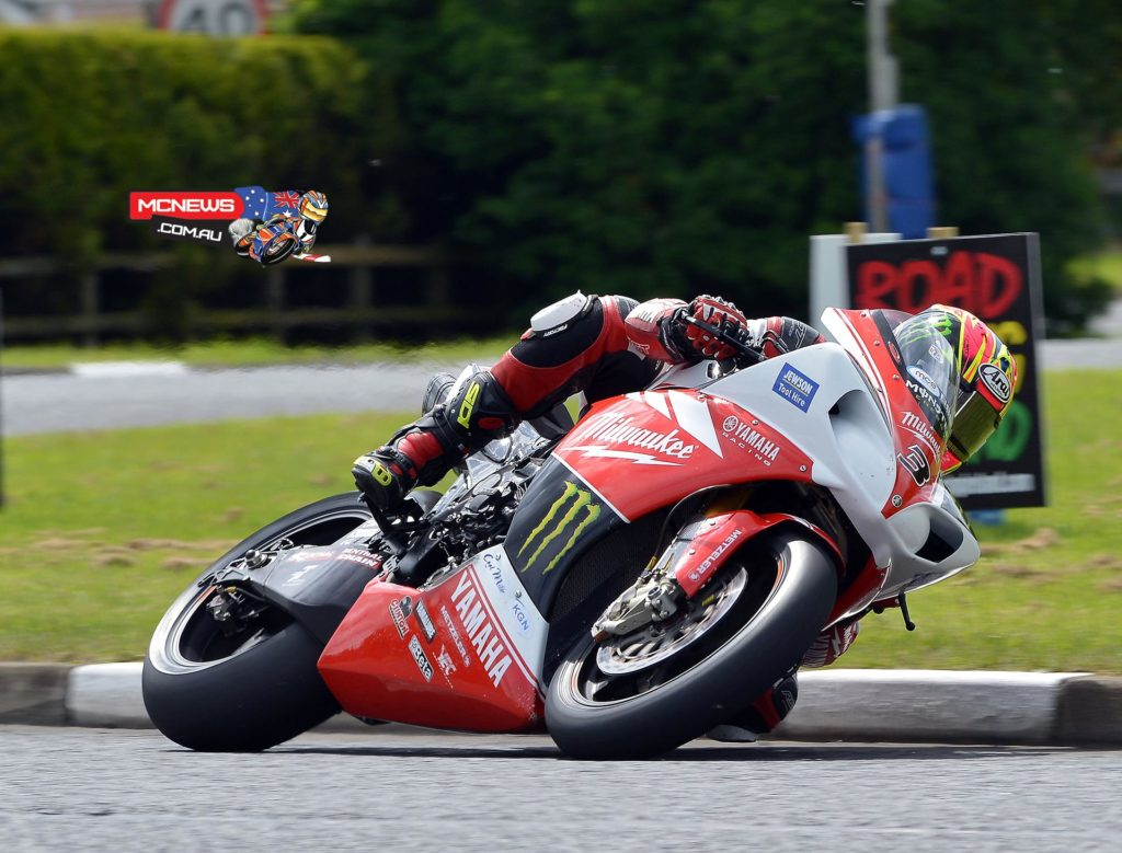Brookes finished second at the Northwest 200, beating Seeley by 1.6 seconds after setting a new outright lap record of 122.958mph on the final lap of the race in what was only the Aussie BSB star's third road race meeting.