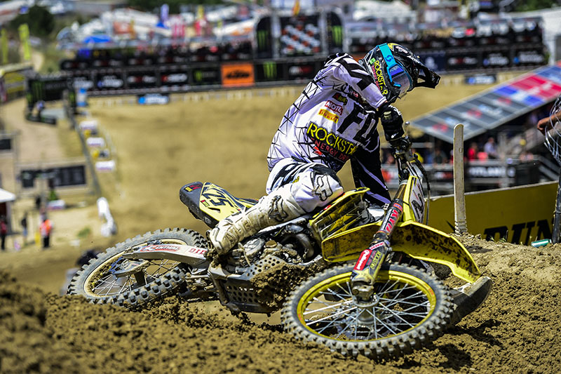 Both proving to have returned to their expected form, Rockstar Energy Suzuki World's Clement Desalle and Red Bull KTM Factory Racing's Jeffrey Herlings dominated their respective races to claim victory here at the MXGP of Spain in perfect score style.