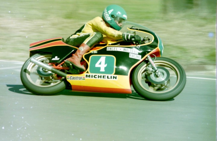 Graeme Geddes at Bathurst 1978