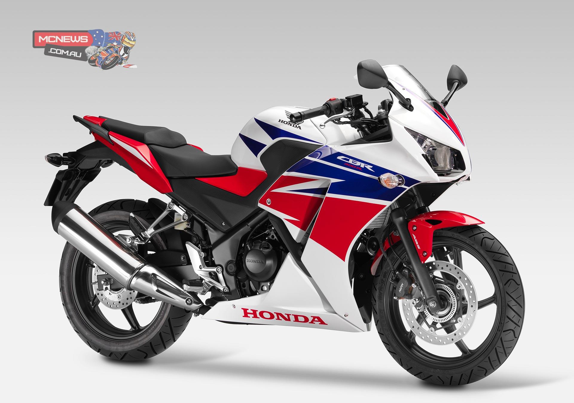 Honda CBR300R 2014