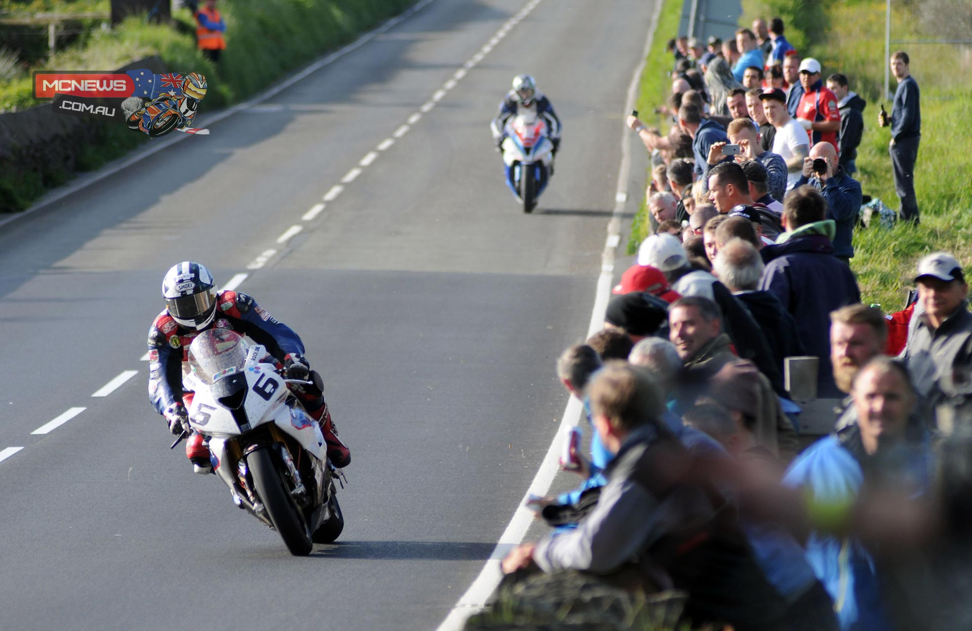 Michael Dunlop the pacesetter