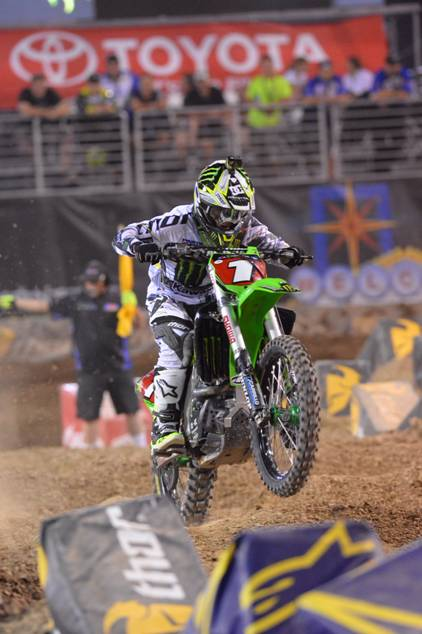 Villopoto closed out the season in style - Photo Credit: Simon Cudby