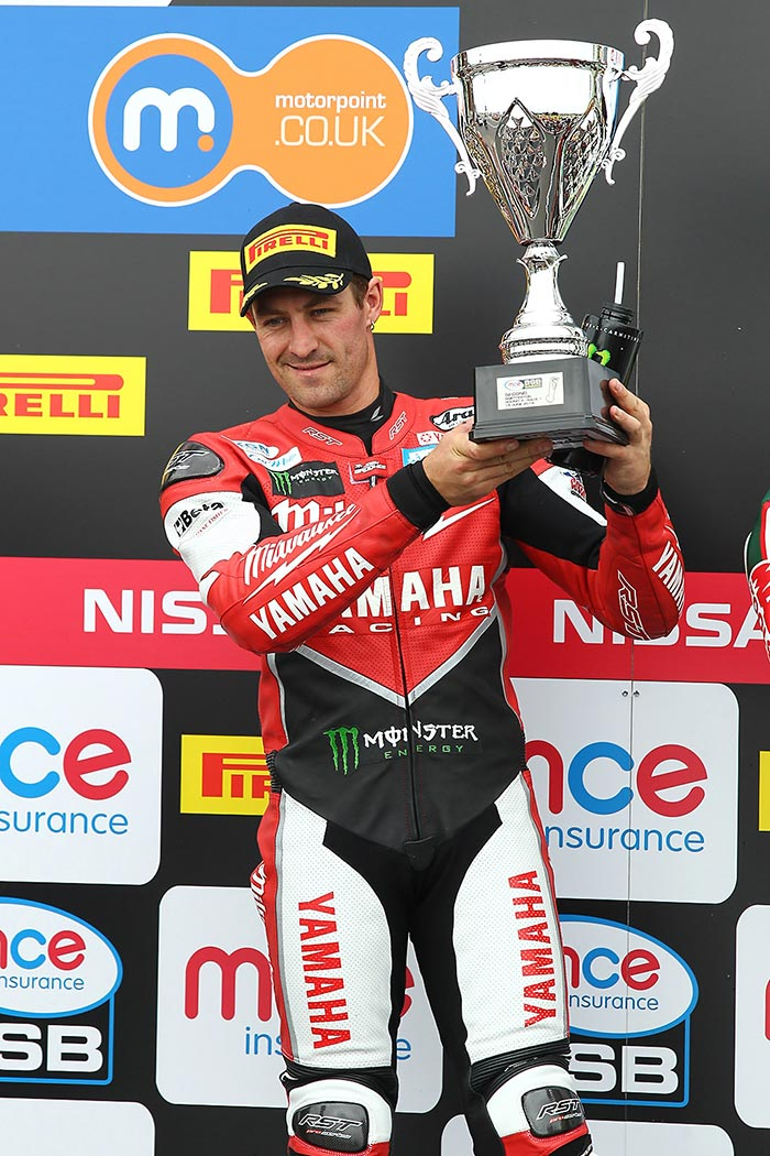 "Brookes said: ""It has been a mixed day. I feel like I lost my first race when James came passed me; we had the safety car and once we started the race again Shane got the gap. I then had to get by James and I then pulled a gap but I just didn't have enough to close and pass for the win. I pushed as hard as I could throughout the race and I made a mistake on the last lap, so I was lucky to hold on to second."