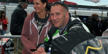 Karl Harris, 34, from Sheffield was killed during the Superstock Race following an incident at Joey's on the 2nd lap of the race.
