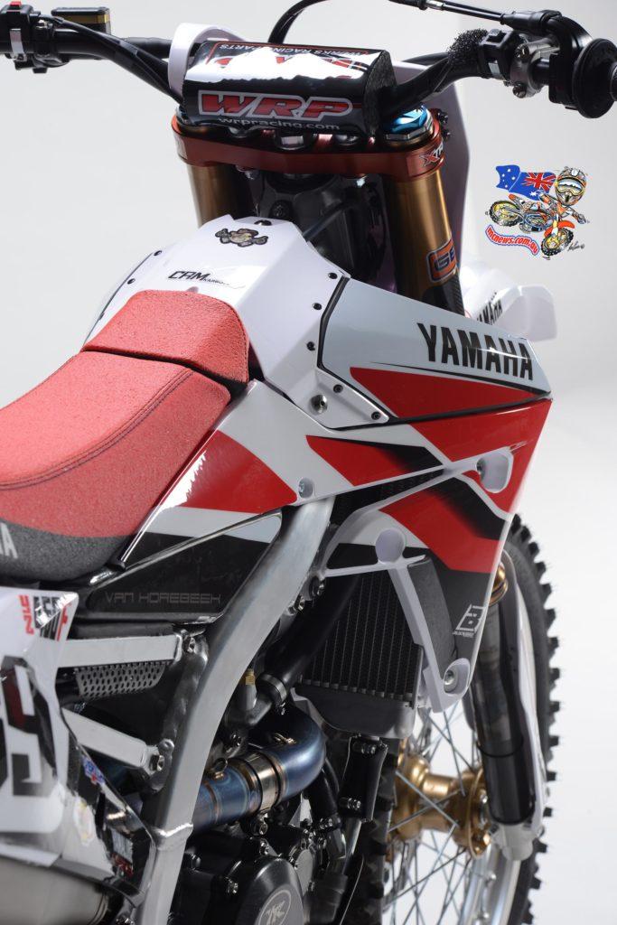 2014 Yamaha YZ450FM