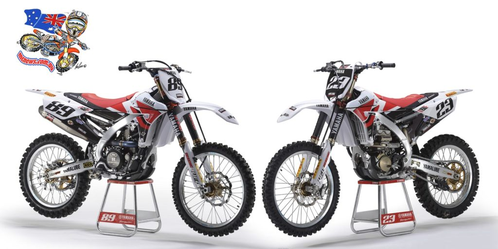 2014 YZ450FM AND YZ250FM