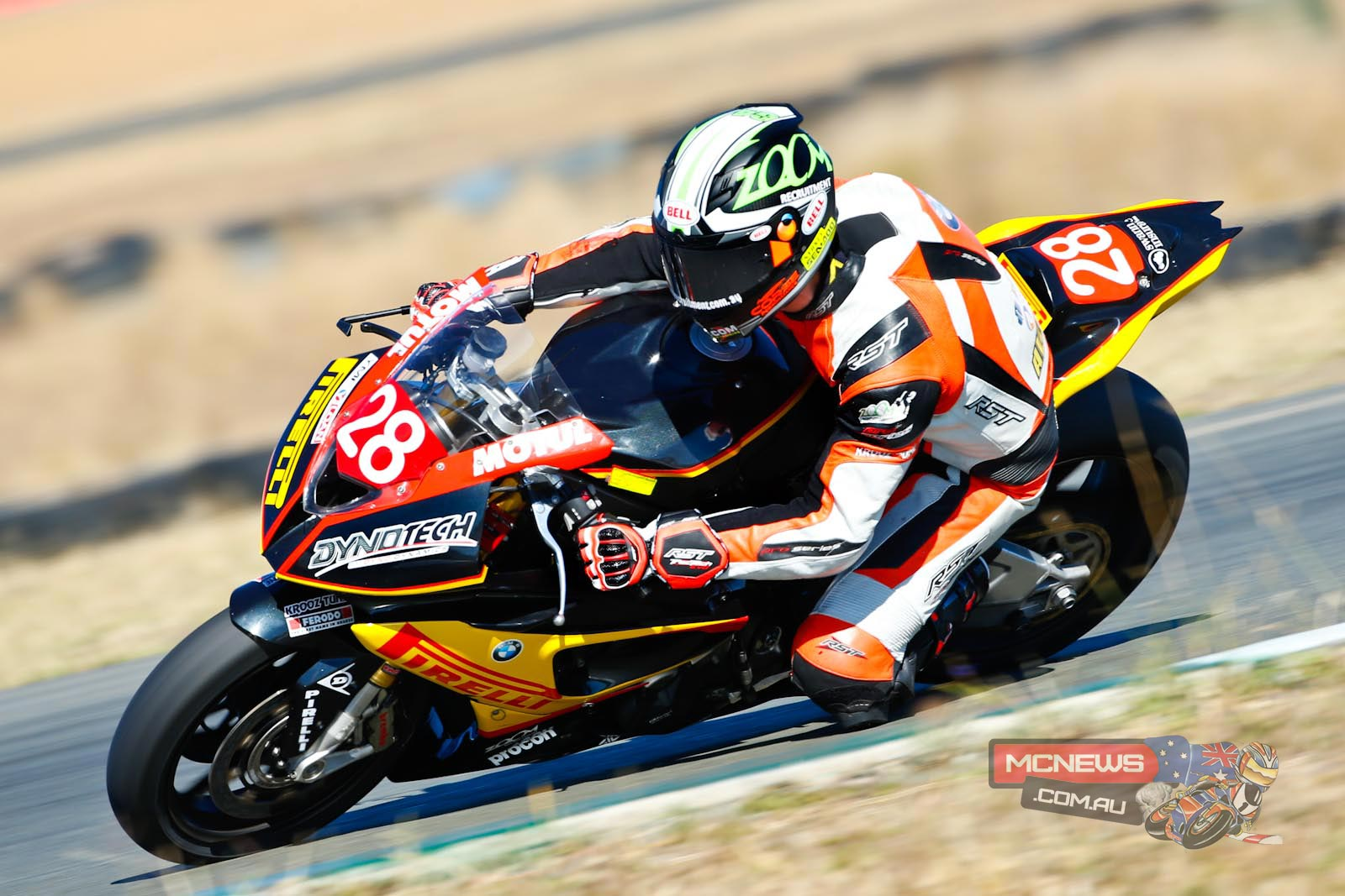 Many in the Superbike ranks voiced concerns that Glenn Allerton and BMW have been unfairly advantaged at Queensland Raceway by the decision to allow an extra rear tyre.