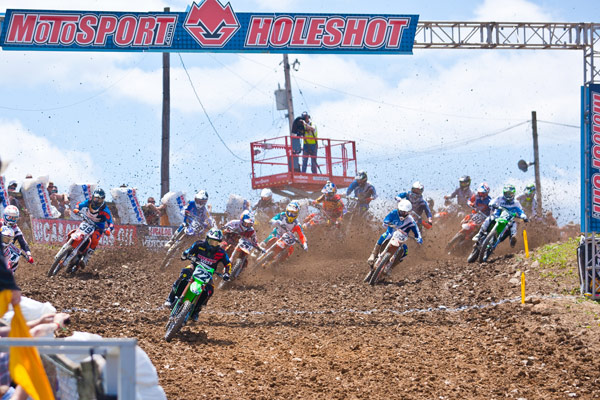 Chad Reed Holeshot