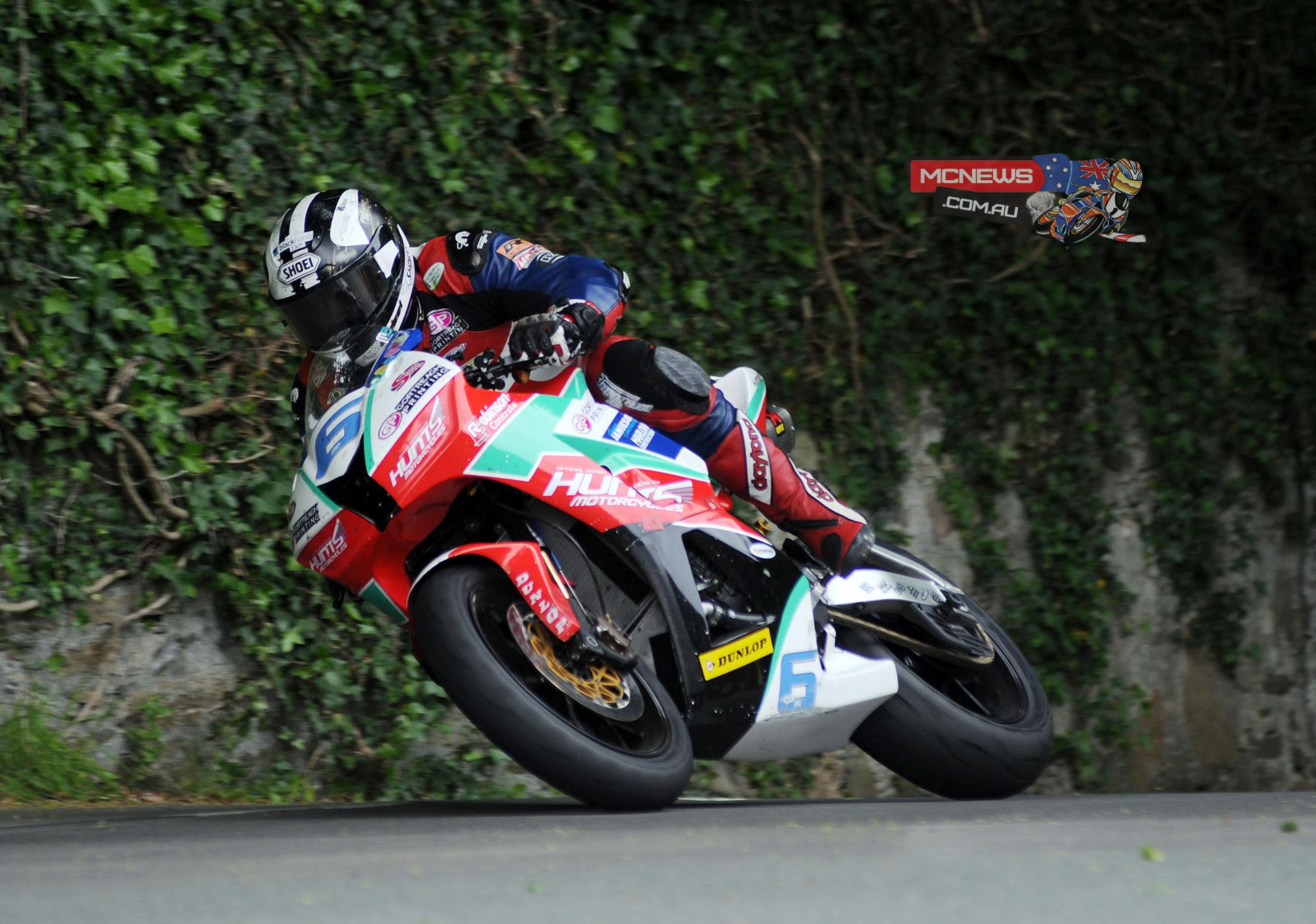 The results mean Michael Dunlop is now a clear leader in the Joey Dunlop TT Championship on 91 points followed by Anstey (69) and Harrison (54). Anstey needs to win Friday's Senior to have any chance of overhauling Dunlop.