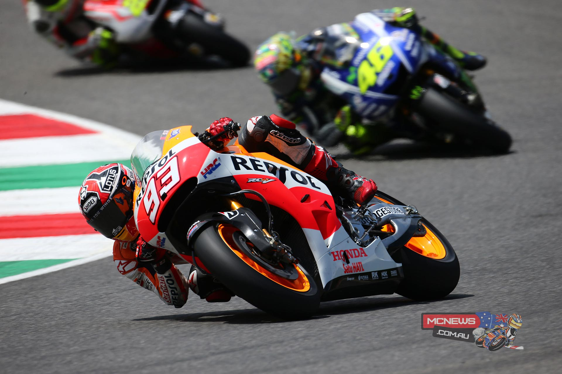 With the MotoGp season now officially one third complete there really has been only one topic of conversation; the total lock-out of pole positions and wins by the Spanish wunderkind, Marc Marquez.