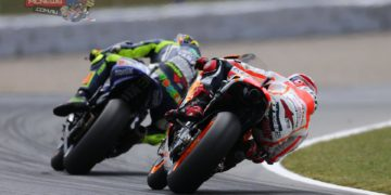 If Rossi is the doctor, Marquez must be the surgeon