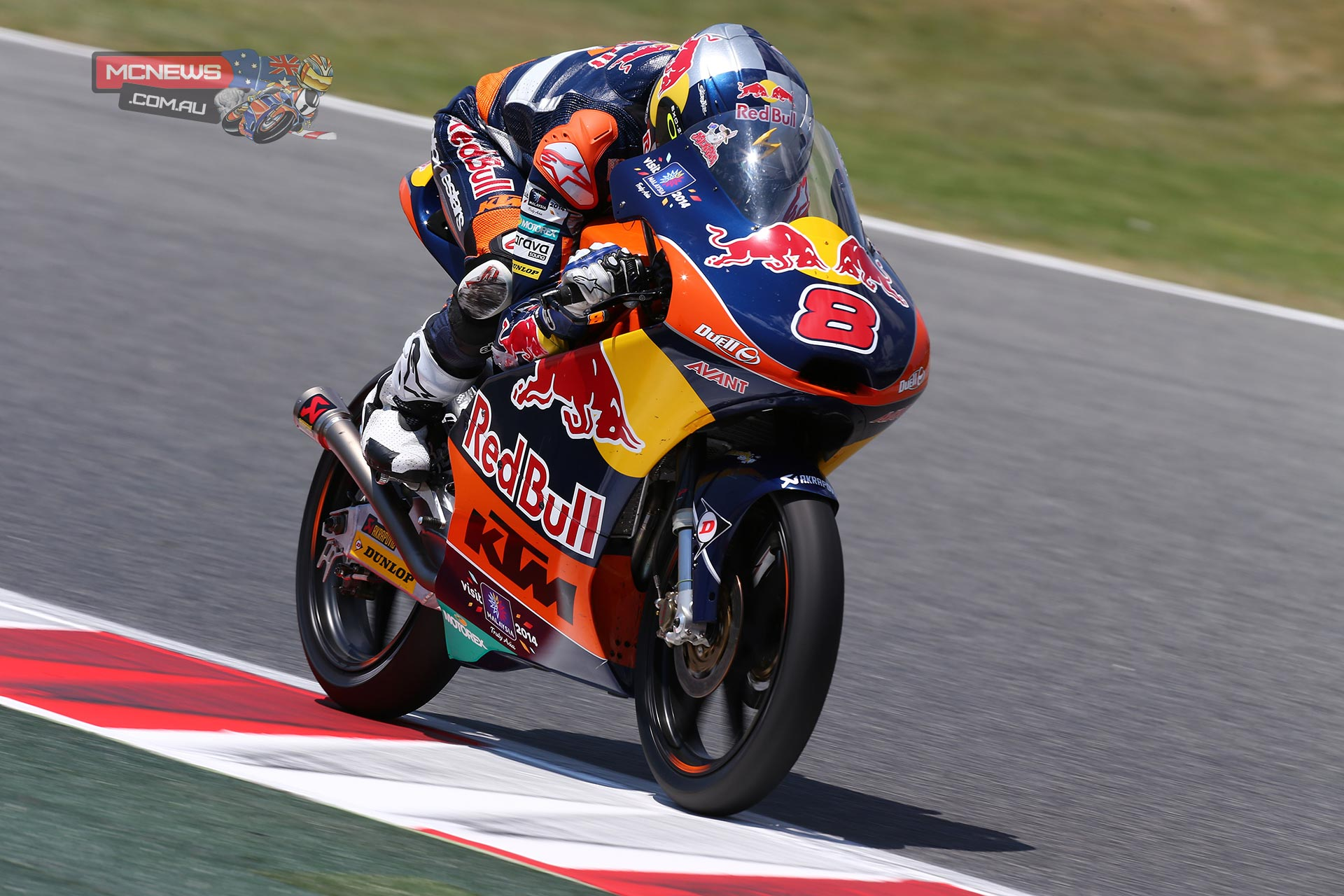 It looked almost certain that Jack Miller would relinquish the Moto3™ World Championship advantage to Romano Fenati during the closing stages of the Catalan Grand Prix, but the Australian would again pull a rabbit out of the hat to continue leading as the battle moved on to Assen.