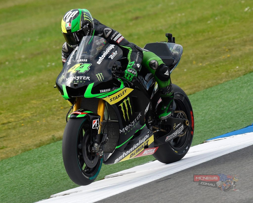"""Pol Espargaro - 8th / 1'34.408 / Laps : 43 - """"Today has been a really positive opening to the weekend here in Assen and I can't deny that it was nice to finish the morning session on the top of the timesheets for the very first time in MotoGP. Now we will keep working hard to one day be in the same position on a Sunday afternoon. However, the big positive from today is that our rhythm is very close to my fastest lap time as I didn't really manage to squeeze the last bit out of my bike and me during my fast lap. But I did the whole session on my own and normally it's not easy for me to understand the right line during the very first day so I am truly pleased and convinced that we still have plenty of margin to improve tomorrow."""""""