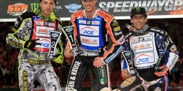 Double Danish champ Niels-Kristian Iversen is determined to stay on the World Championship medal rostrum after he was crowned Prince of PARKEN with a famous Danish FIM Speedway Grand Prix victory. The world No.3 won the final in Copenhagen on Saturday night ahead of Troy Batchelor – the Aussie ace's sole defeat of the night as he fell agonisingly short of an unforgettable seven-ride maximum. American legend Greg Hancock finished third to move a point ahead of Great Britain's Tai Woffinden at the World Championship summit going into the British SGP at Cardiff's Millennium Stadium on July 12.