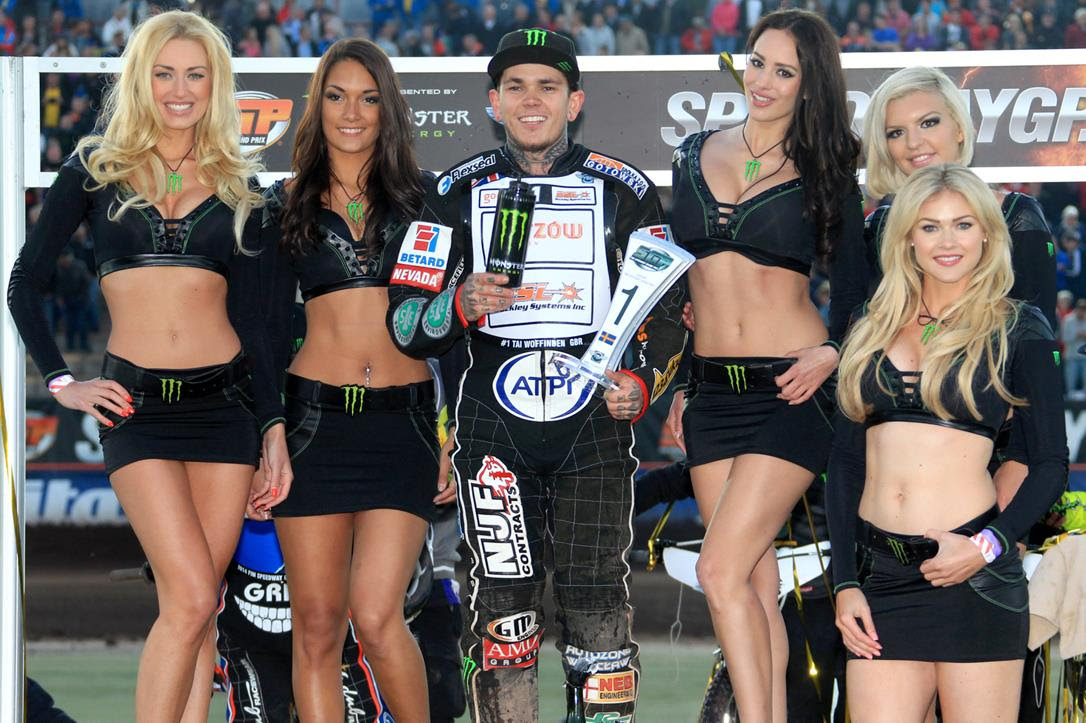 World champion Tai Woffinden is determined to take his FIM Speedway Grand Prix winning streak indoors in Copenhagen and Cardiff after completing back-to-back victories with Swedish SGP gold in Malilla on Saturday night.